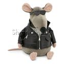 Фото №1: Мягкая игрушка Крыс Димыч 30 см