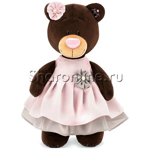 """Фото №1: Мягкая игрушка """"Milk в бальном платье"""" 35 см"""