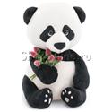 Фото №1: Мягкая игрушка Панда Бу с любовью! 20 см