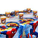 """Фото №1: Набор для сервировки """"Человек-Паук"""""""