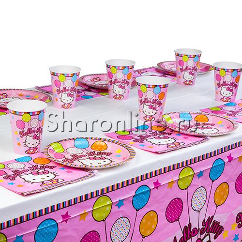 "Фото №1: Набор для сервировки ""Hello Kitty"""