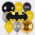 """Фото №1: Набор шаров """"Бэтмен"""""""