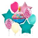 """Фото №2: Набор шаров """"Праздничный торт"""""""