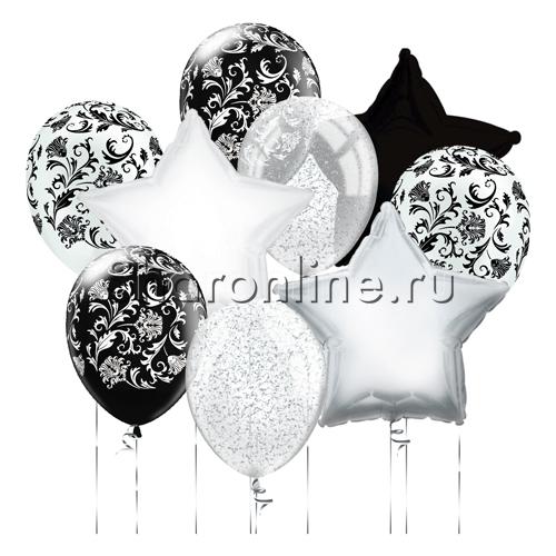 """Фото №2: Набор шаров """"Узорные мечты"""""""