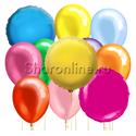 """Фото №2: Набор шаров """"Яркие круги"""""""