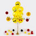 Фото №2: Набор желтых бумажных дисков 3 шт