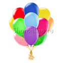 Фото №1: Облако шариков Ассорти