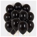 Фото №1: Облако черных шариков