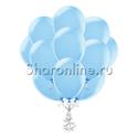 Фото №2: Облако голубых шариков