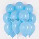 Фото №1: Облако голубых шариков