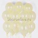 Фото №1: Облако кремовых шариков металлик