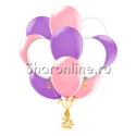 Фото №2: Облако шариков Нежность
