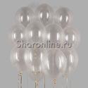 Фото №1: Облако прозрачных шариков