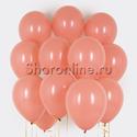 Фото №1: Облако пудрово-розовых шариков