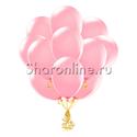 Фото №2: Облако розовых шариков
