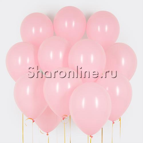 Фото №1: Облако розовых шариков