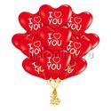 Фото №1: Облако шариков сердечек Эксклюзив