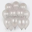 Фото №1: Облако серебряных шариков