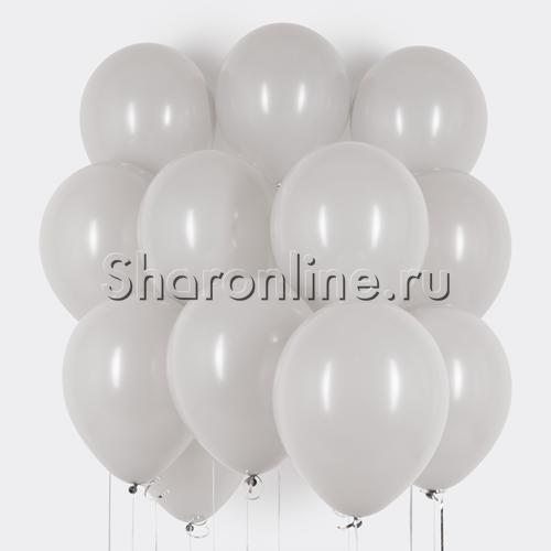 Фото №1: Облако серых шариков