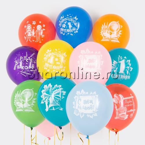 "Фото №1: Облако шариков ""1 Сентября"""