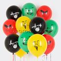 Фото №1: Облако шариков Angry Birds