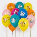 Фото №1: Облако шариков Барбоскины
