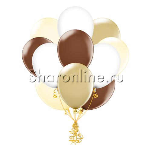 Фото №1: Облако шариков Бельгийский шоколад