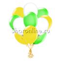 Фото №1: Облако шариков Цитрон