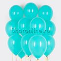 Фото №1: Облако шариков цвета тиффани