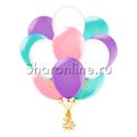 Фото №2: Облако шариков Эдельвейс