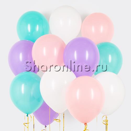 Фото №1: Облако шариков Эдельвейс