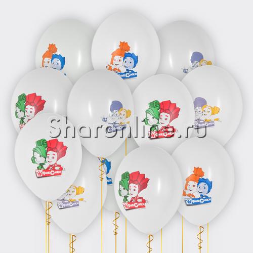 Фото №2: Облако шариков Фиксики