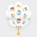 Фото №1: Облако шариков Фиксики