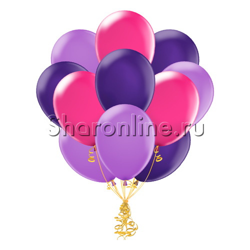 Фото №2: Облако шариков Фруктовый эликсир