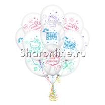 Облако шариков Hello Kitty