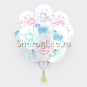 Фото №1: Облако шариков Hello Kitty