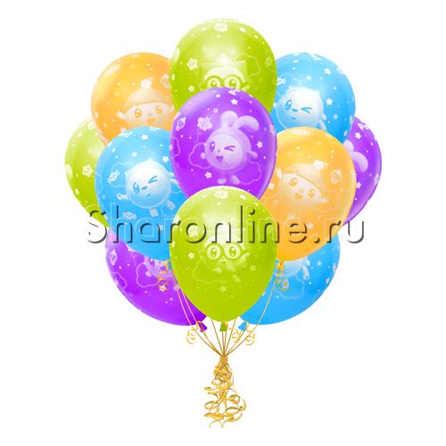Фото №2: Облако шариков Малышарики