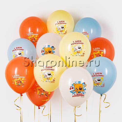 Фото №1: Облако шариков Ми-Ми-Мишки