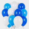 Фото №1: Облако шариков Морской бриз