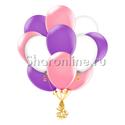 Фото №1: Облако шариков Нежность