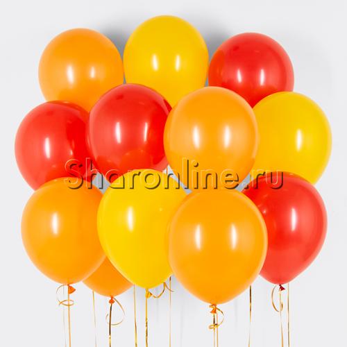Фото №1: Облако шариков Сочное манго