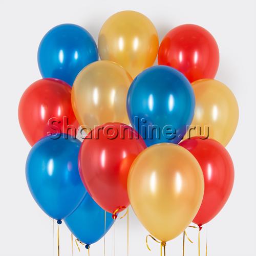 Фото №1: Облако шариков Супермен