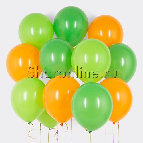 Фото №1: Облако шариков Весеннее настроение