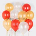 Фото №1: Облако шариков Восточная сладость