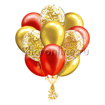 Облако шариков Жар-птица