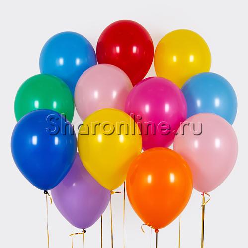 Фото №2: Облако шариков Ассорти