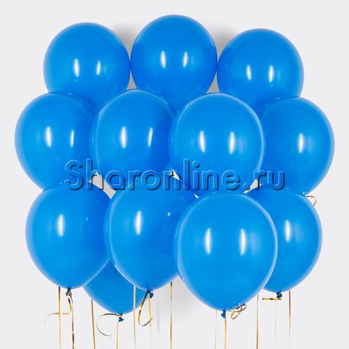 Фото №1: Облако синих шариков
