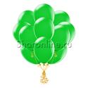 Фото №2: Облако зеленых шариков