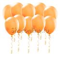 Фото №1: Оранжевые шары