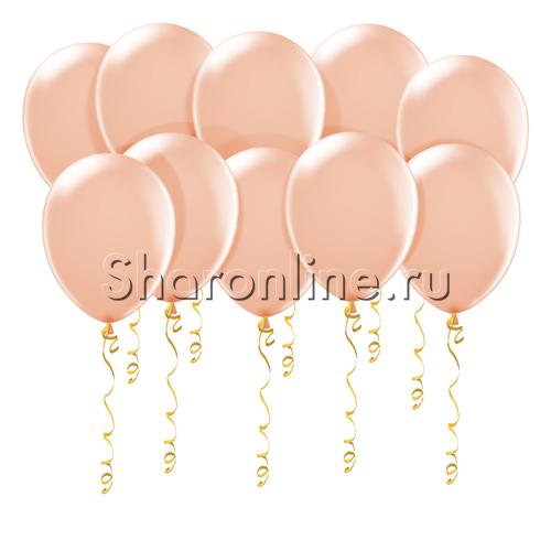 Фото №1: Персиковые шары